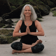 Yoga instructor lucy conway