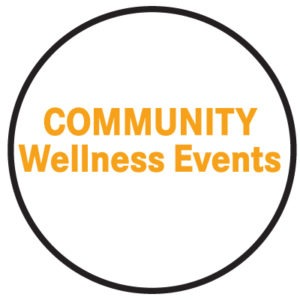 community wellness events