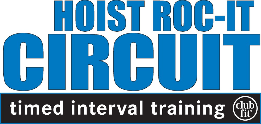 text HOIST ROC-IT CIRCUIT time interval training