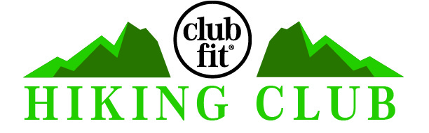 Hiking Club at Club Fit Logo