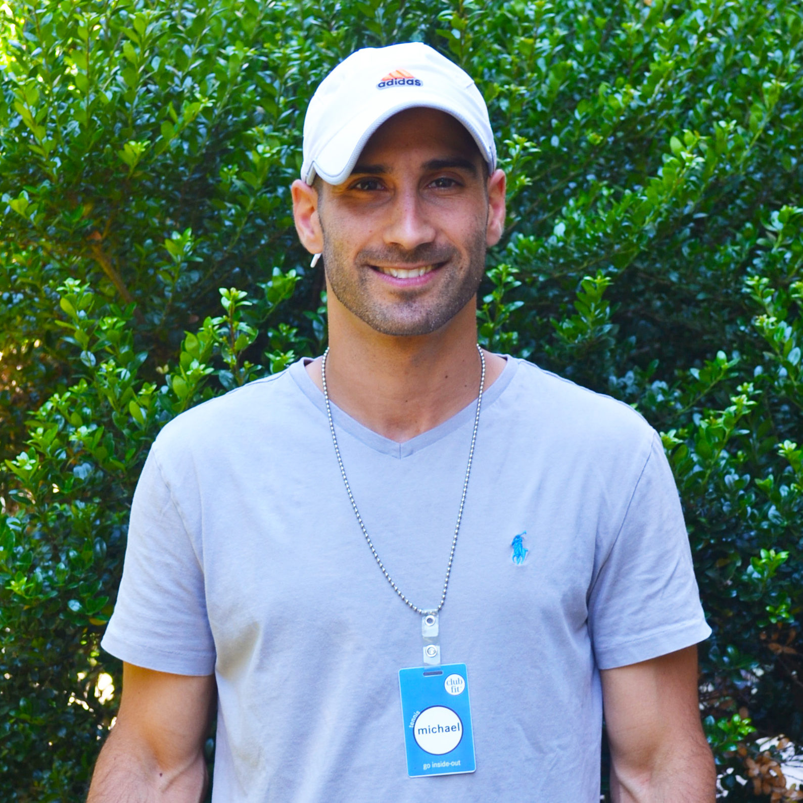 Tennis Pro Instructor michael bratt