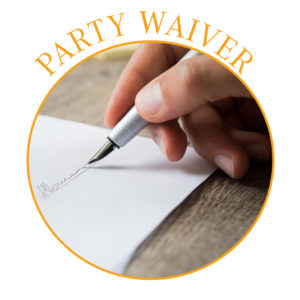 Party Waiver BRC