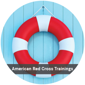 American red cross training